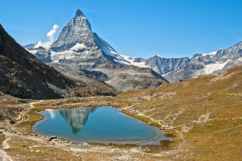Matterhorn Mountain, Swiss (Switzerland)