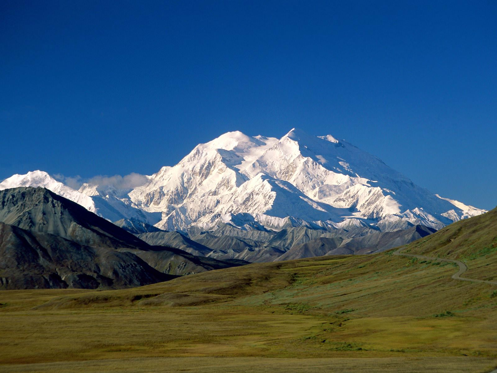 McKinley (Denali) Mountain, Alaska, USA